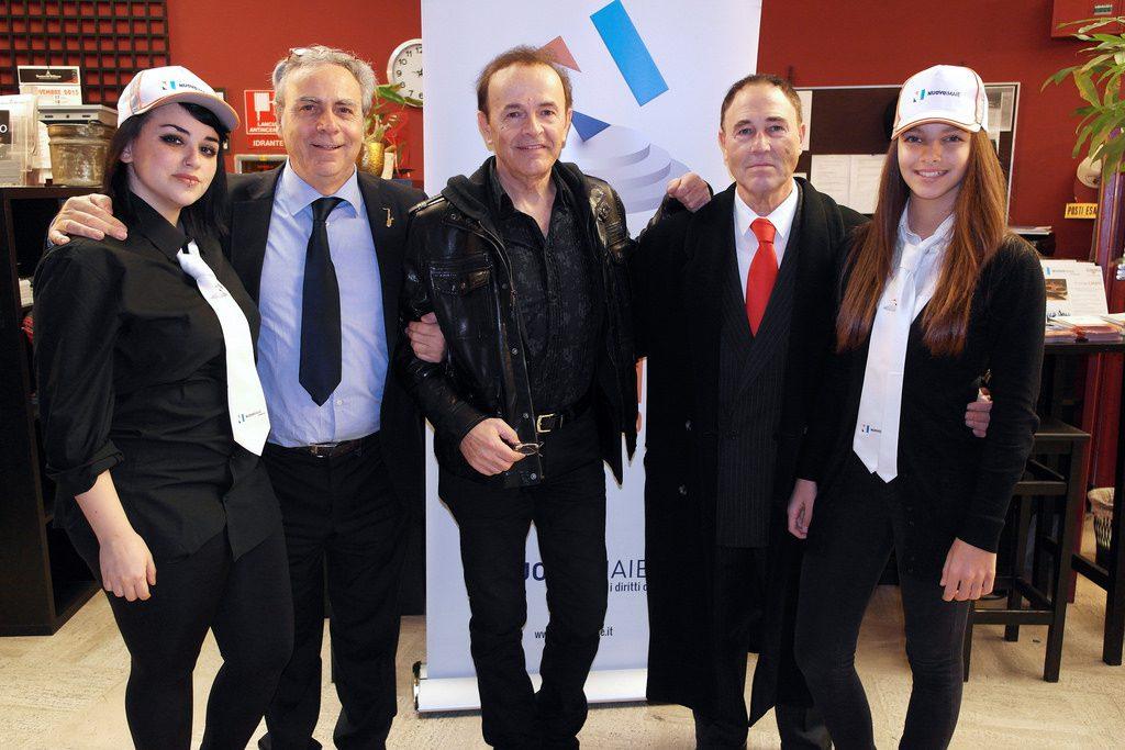 Sabino Mogavero e Dodi Battaglia