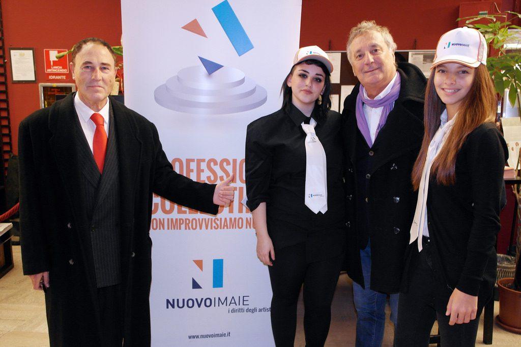 Sabino Mogavero e Enzo Iacchetti