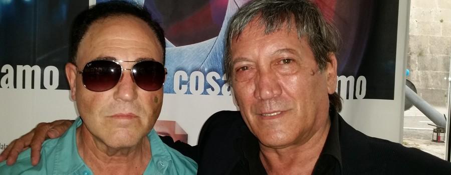 Sabino Mogavero, Tony Sperandeo