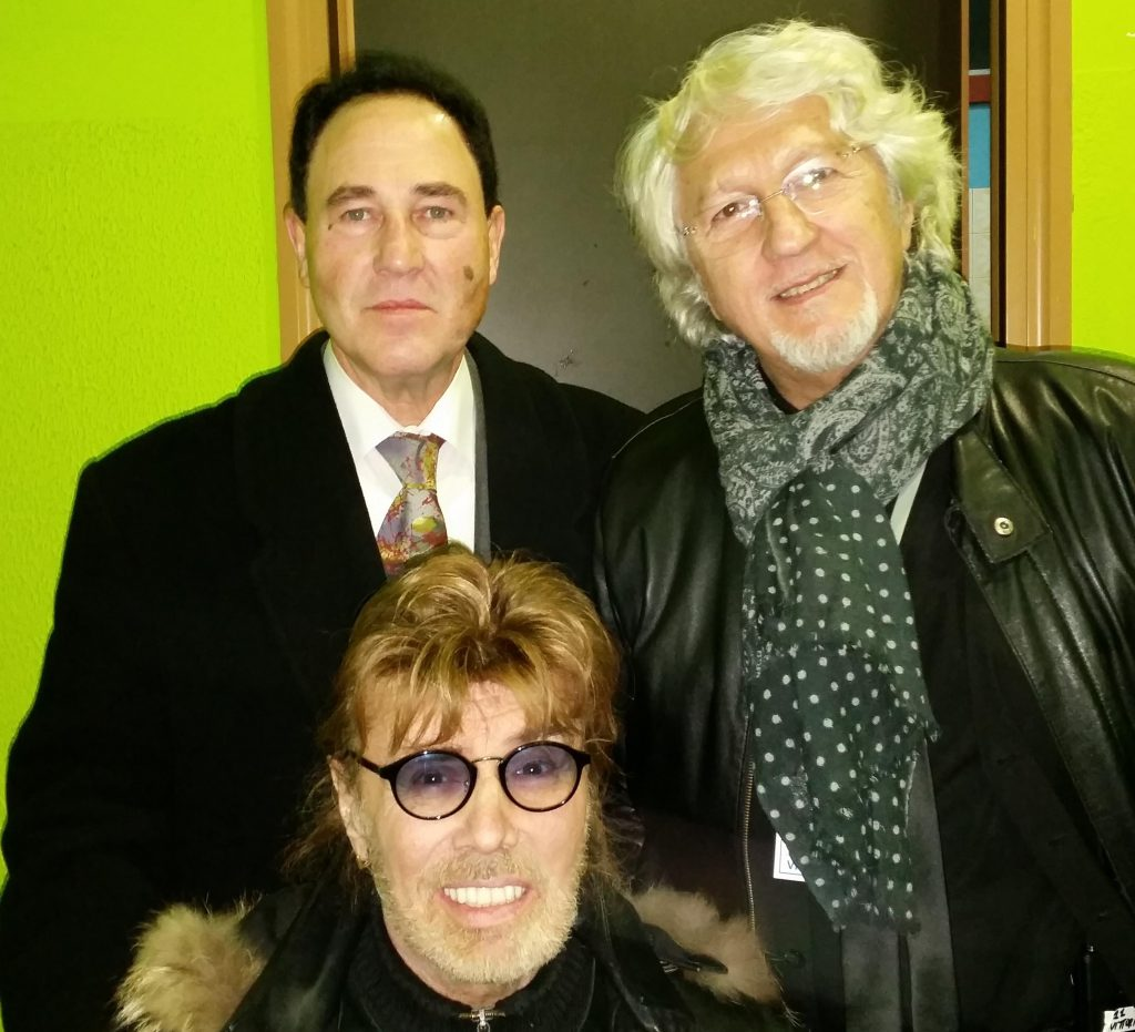 Sabino Mogavero, Vittorio de Scalzi e Nico di Palo