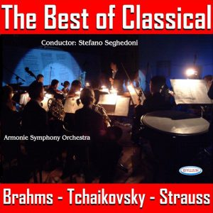 Brahms, Tchaikovsky & Strauss II: Serenade for Small Orchestra No. 2 Op. 16, Suite Op. 71 'The Nutcracker""